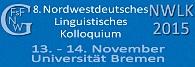 8. Nordwestdeutsches Linguistisches Kolloquium